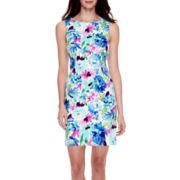 Alyx® Sleeveless Sheath Dress - Petite