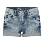 Levi's® Denim Boyfriend Shorts - Girls 7-16