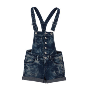 jcpenney.com | Levi's® Sharon Denim Shortalls - Girls 7-16