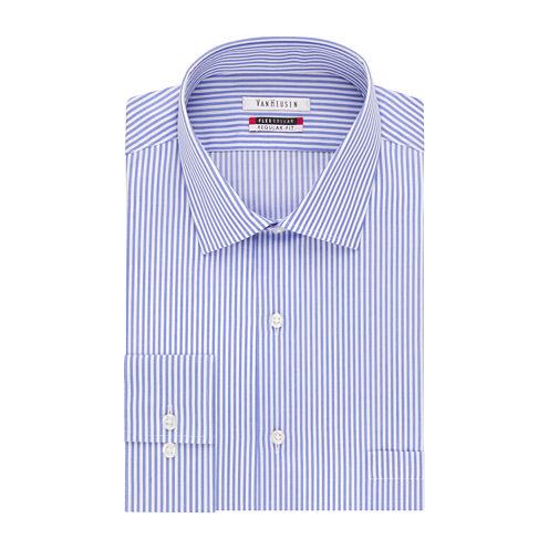 Van Heusen® Flex Collar Long-Sleeve Dress Shirt