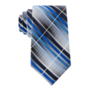 Van Heusen® Four Tonal Striped Silk Tie