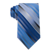 Van Heusen® Multi-Stripe Silk Tie - Extra Long