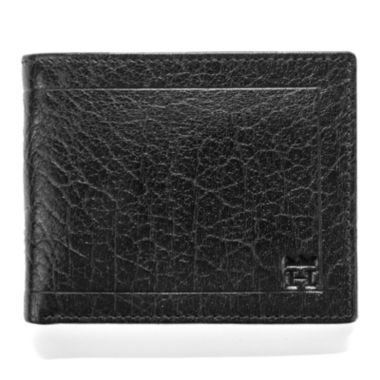 jcpenney.com | Haggar® Buff Crunch Passcase Leather Wallet