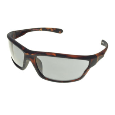 jcpenney.com | Dockers® Tortoise Wrap Around Sunglasses