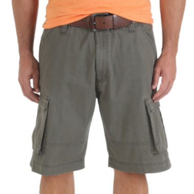 jcpenney.com | Wrangler® Clearwater Loose-Fit Cargo Shorts