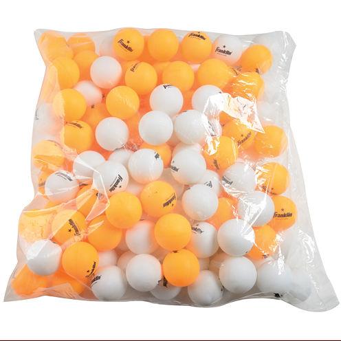 Franklin® Star Orange and White 144-ct. Table Tennis Balls