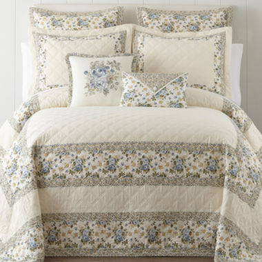 jcpenney.com | Home Expressions™ Gardenbrook Bedspread & Accessories