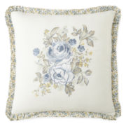 Home Expressions™ Gardenbrook Square Decorative Pillow