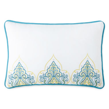 jcpenney.com | Inspire Jasmine Paisley Oblong Decorative Pillow
