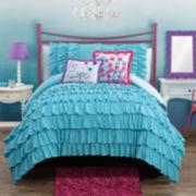 Victoria Classics Amanda Reversible Comforter Set & Accessories