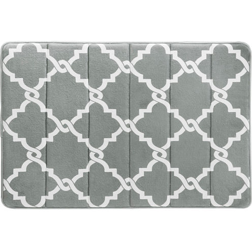 Madison Park Almaden Reversible Bath Rug