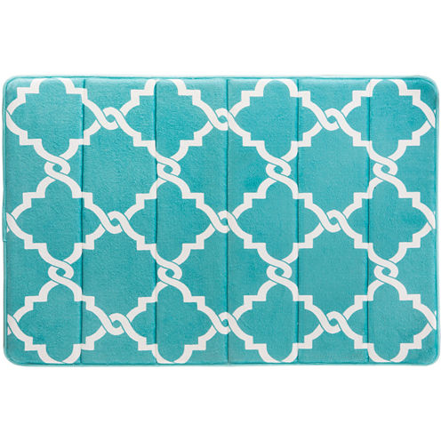 Madison Park Concord Reversible Bath Rug