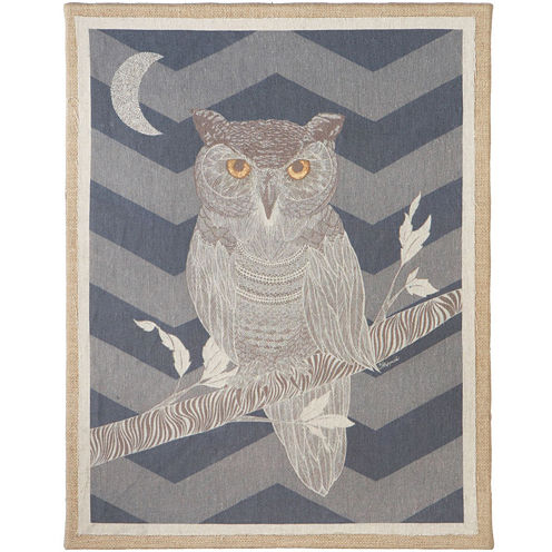 Chevron Owl Wall Art
