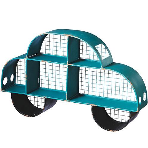 Car Cubby Wall Shelf