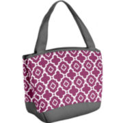 Fit & Fresh® Hyannis Ikat Geo Lunch Bag
