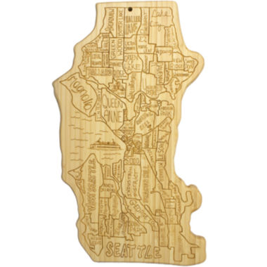 jcpenney.com | Total Bamboo® Seattle Serving Board