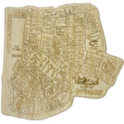 Totally Bamboo® New Orleans Serving Board