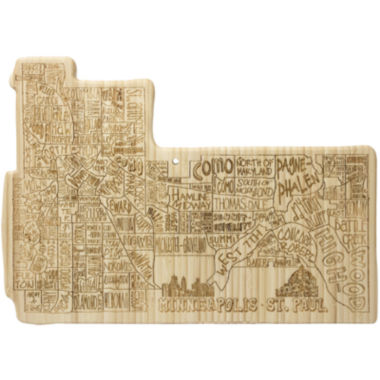 jcpenney.com | Totally Bamboo® Minn/St. Paul Serving Board