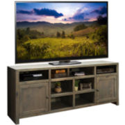 "Hill Valley 84"" Entertainment Center"