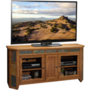 "Springfield 63"" Angled Entertainment Center"