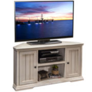 "Stepford 50"" Corner Entertainment Center"