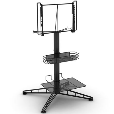 Fenix Tv Stand With Game Storage Jcpenney