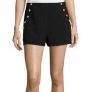 BELLE + SKY™ Sailor Button Short