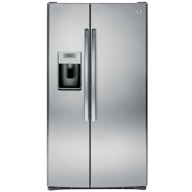 jcpenney.com | GE® Profile™ 28.4 Cu. Ft. Side-by-Side Refrigerator