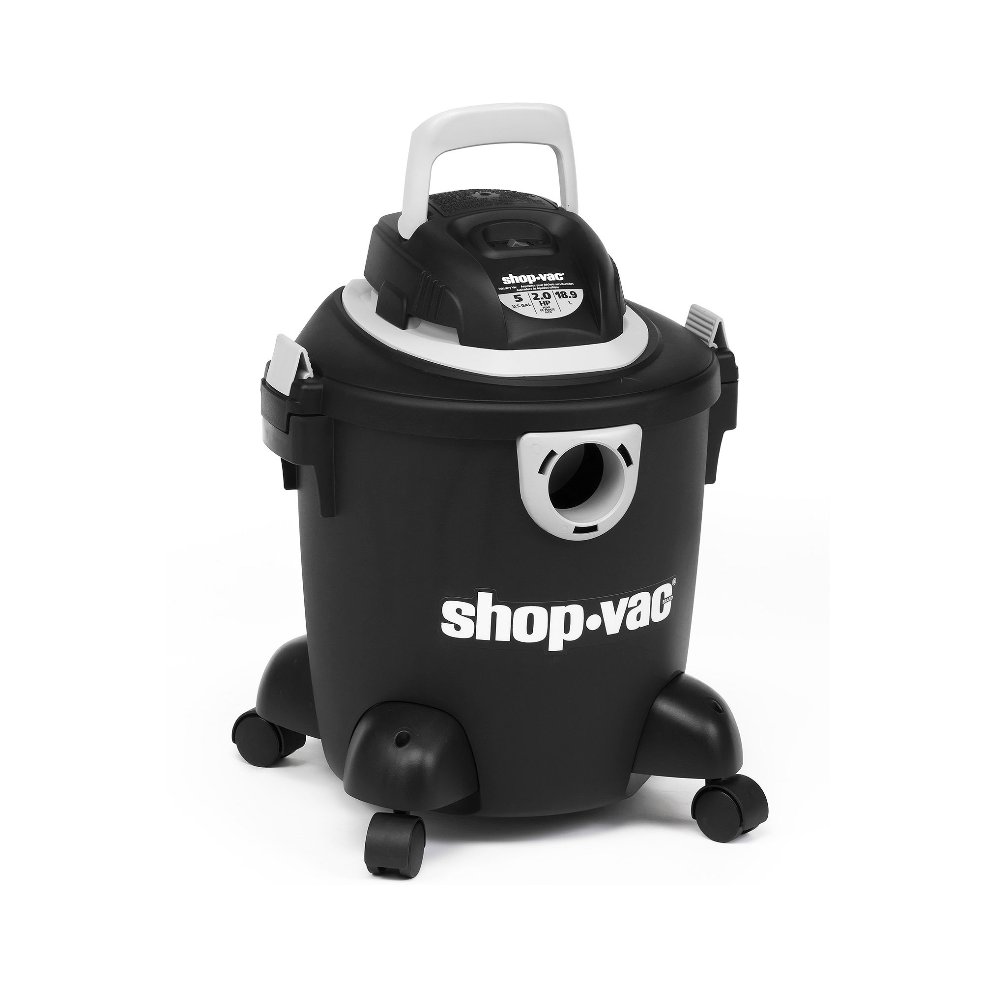 Shop-Vac Hardware 5-Gallon Wet/Dry Vacuum Cleaner