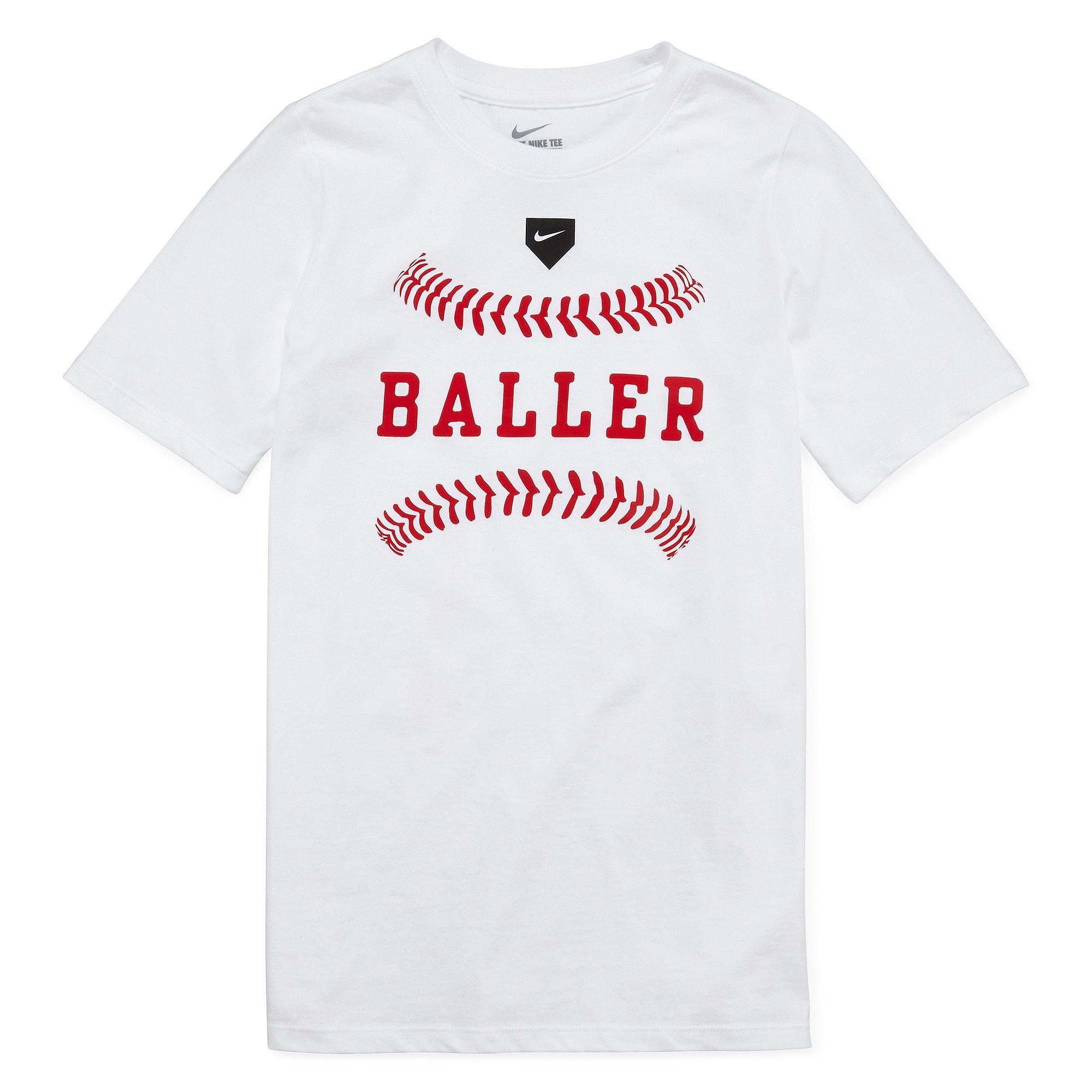 6eef1384 UPC 884726025376 - Nike Base Baller Graphic Tee - Boys 8-20 ...