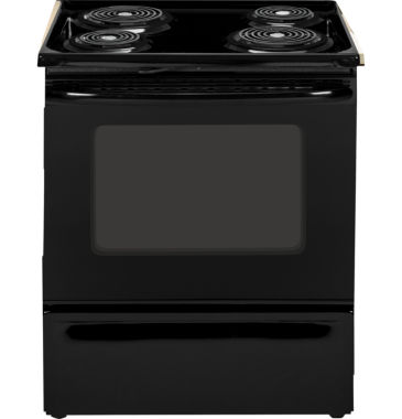 "jcpenney.com | Hotpoint® 30"" Free-Standing Electric Range"