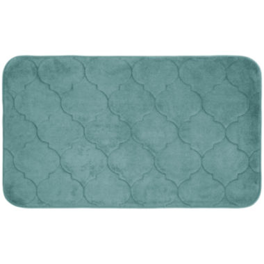 jcpenney.com | Bounce Comfort Faymore Memory Foam Bath Mat Collection