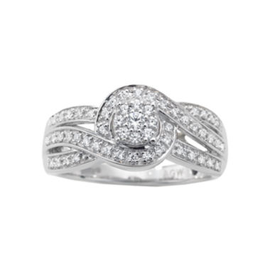 jcpenney.com | I Said Yes™ 1/3 CT. T.W. Certified Diamond Engagement Ring