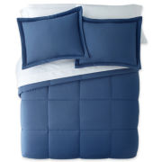 Stayclean Nanofibre Down-Alternative Mini Comforter Set