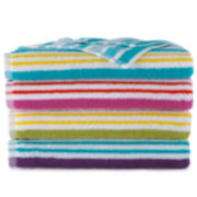 jcp home™ Striped Bath Towels