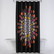 jcp home™ Nova Multi-Color Shower Curtain