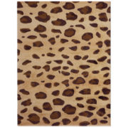 Kenya Animal Print Rectangular Rugs