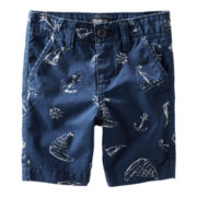 OshKosh B'gosh® Print Woven Shorts - Boys 5-7