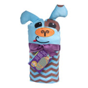 Sozo® Puppy Swaddle Blanket and Cap Set