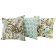 Quartz Outdoor Decorative Pillow Collection