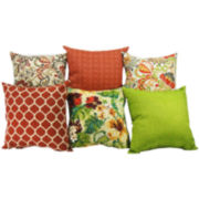 Citrus Outdoor Decorative Pillow Collection