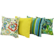 Everett Outdoor Decorative Pillow Collection