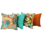 Moonstone Outdoor Decorative Pillow Collection