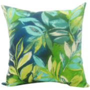 Seabreeze Lagoon Decorative Pillow