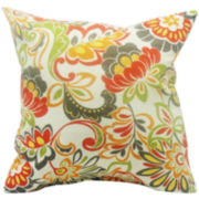 Zoe Citrus Decorative Pillow