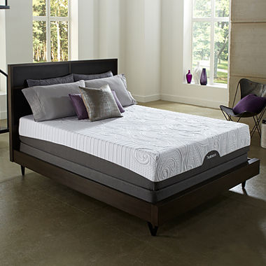 Serta Icomfort Limited Visionary Efx Plush Mattress And Box Spring Jcpenney