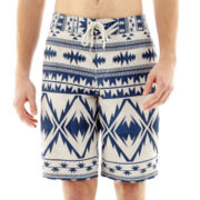 Arizona Patterned Board Shorts