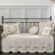 Home Expressions™ Lynette Embroidered Daybed Cover