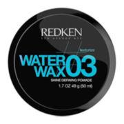 Redken Water Wax Defining Pomade - 1.7 oz.