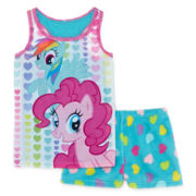 My Little Pony 2-pc. Pajama Set - Girls 4-10